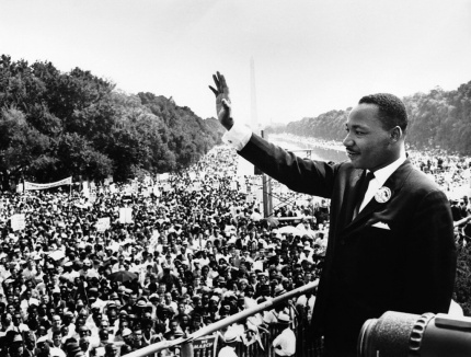Martin Luther King Jr. March on Washington 1963/